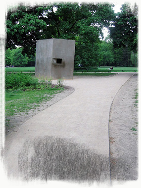 Memorial to the Homosexuals Persecuted under the National Socialist Regime - by SLWong
