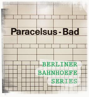 U-Bahnhof Paracelsus-Bad - by SL Wong