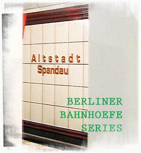 U-Bahnhof Altstadt Spandau - >em>by SL Wong