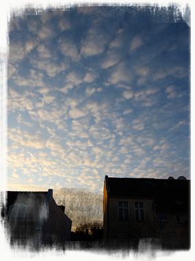 Dawn in Berlin - by SL Wong