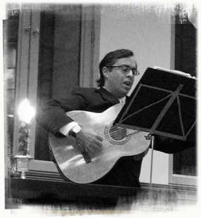 Music plays a large role in Jewish religious services. - by SL Wong