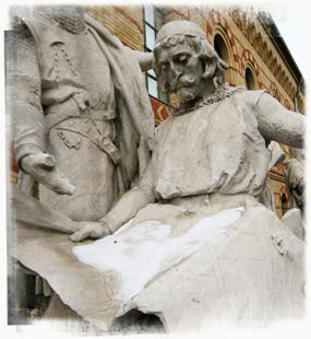 Siegesallee statues - SL Wong