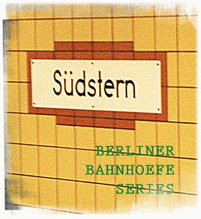 U-Bahnhof Suedstern, Berlin - by SL Wong
