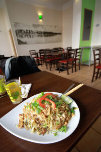The food business is one where Vietnamese Germans can be self-employed. - by SL Wong