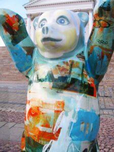 The Buddy Bear has made Berlin synonymous with bears. - <em>by S.K. Mandal</em>