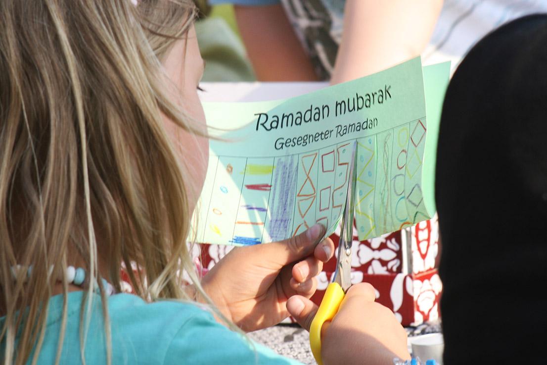 Made by me: children's Ramadan lanterns. - <em>by S.L. Wong</em>